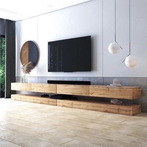 MEUBLE TV Meuble TV / Meuble de salon - AVIATOR DOUBLE - 2x1