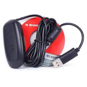 CÂBLE JEUX VIDEO  Wireless Gaming Récepteur sans fil Contrôleur Ada
