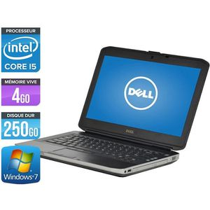 ORDINATEUR PORTABLE Pc portable Dell Latitude E5430 - Core i5-3320M -