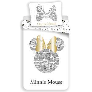 HOUSSE DE COUETTE ET TAIES Disney Minnie Parure de Lit - Housse de Couette 10