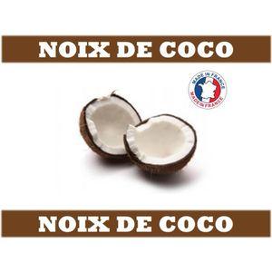 LIQUIDE e-liquide français 10 ml saveur noix de coco 0mg