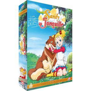 DVD MANGA Sandy Jonquille - Intégrale de la série TV (8 DVD)