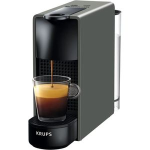MACHINE À CAFÉ Krups Nespresso Essenza Mini XN1108 Machine à café
