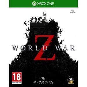 JEU XBOX ONE World War Z Xbox one + 1 Manette Xbox One Elite OF