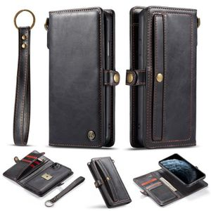 Young Rich Housse Coque iphone 11 Pro Max Etui en cuir amovible Position multi