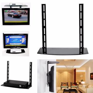 FIXATION - SUPPORT TV Réglable TV BOX DVD Hifi Routeur WIFI Support Mura
