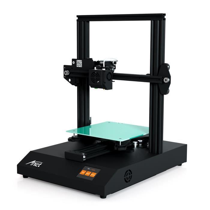 Anet ET4 PRO imprimante 3D Tout métal avec écran couleur...
