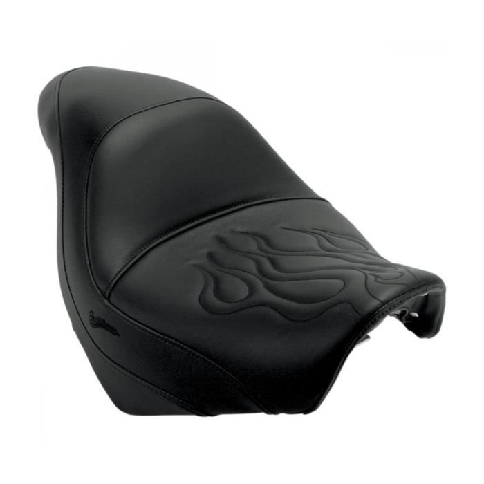 KAWASAKI VN 900 VULCAN-CUSTOM-07/15-SELLE CONDUCTEUR CONFORT-0810-0542