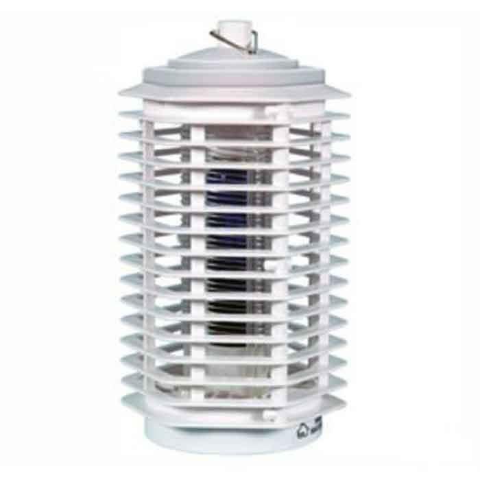 Lampe UV blanc tue insectes électrique 4W