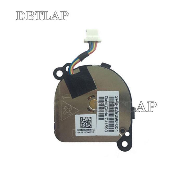 ordinateur portable CPU ventilateur pour HP ENVY Notebook 13-d 13T-D 15-ay Series 829296-001 DC28000GWS0 EG50040S1-C620-S