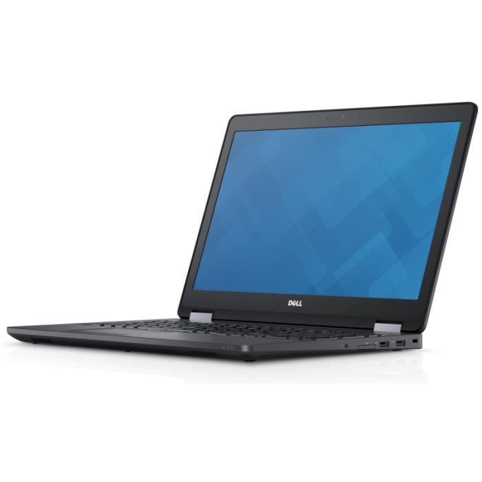 Dell Latitude E5570 8Go 120Go Ssd Linux