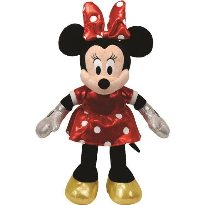 MINNIE Peluche Musicale Minnie 33cm