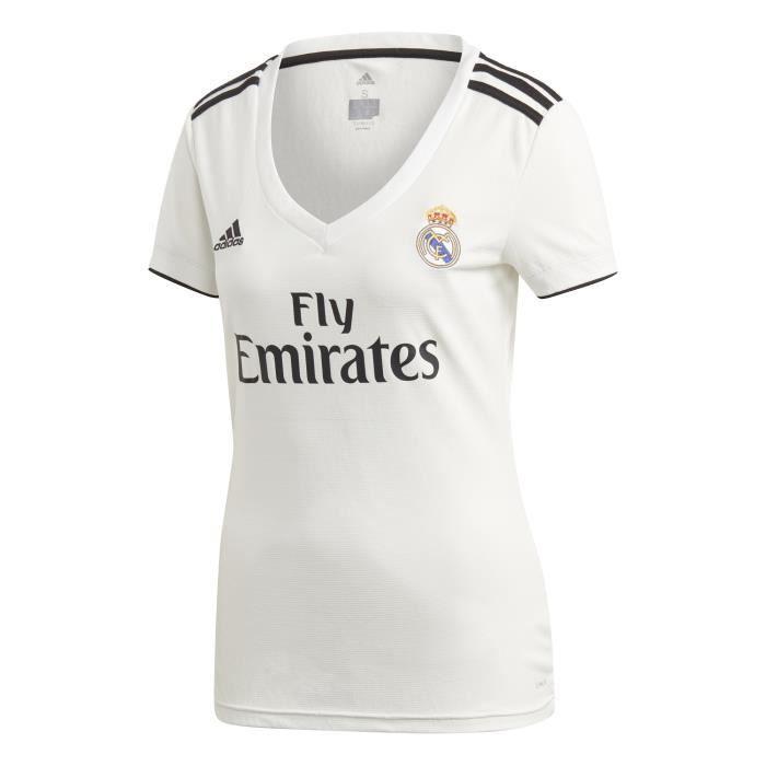 Maillot domicile femme Real Madrid 2018/19