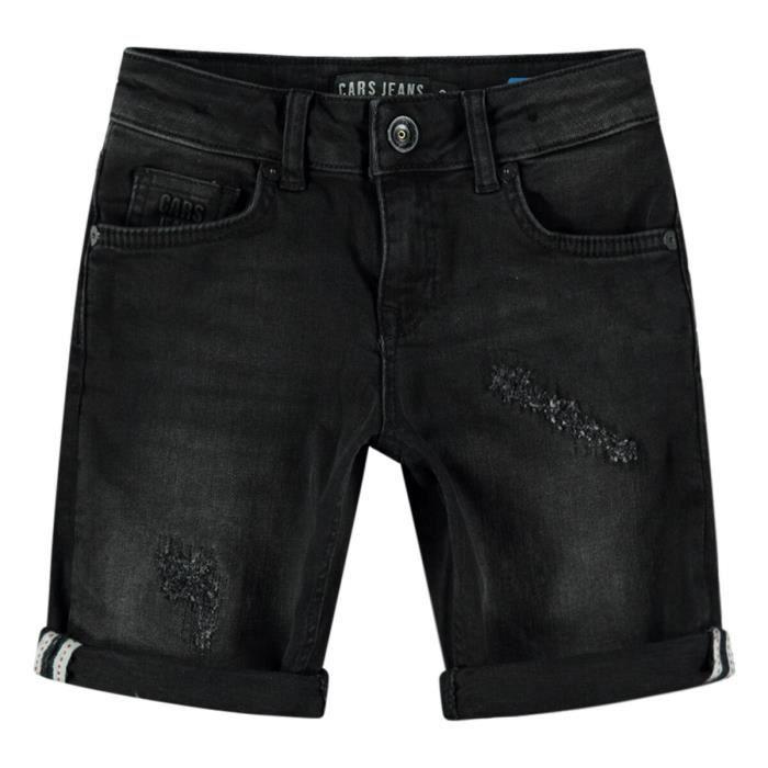 Cars Jeans Garçon court-pantalon en couleur Noir - Taille 176