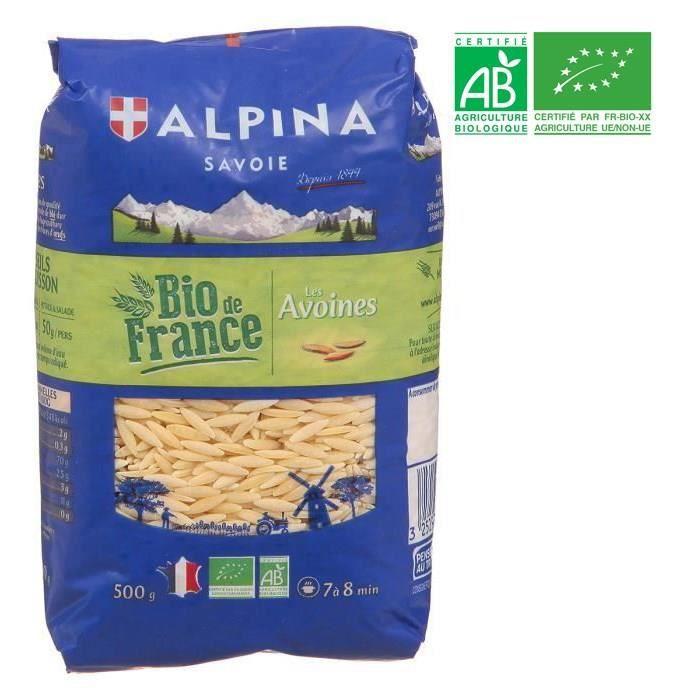 ALPINA SAVOIE Avoine Bio - 500g