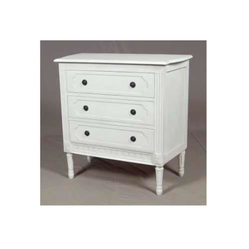 petite commode amadeus blanche achat vente commode semainier petite commode amadeus. Black Bedroom Furniture Sets. Home Design Ideas
