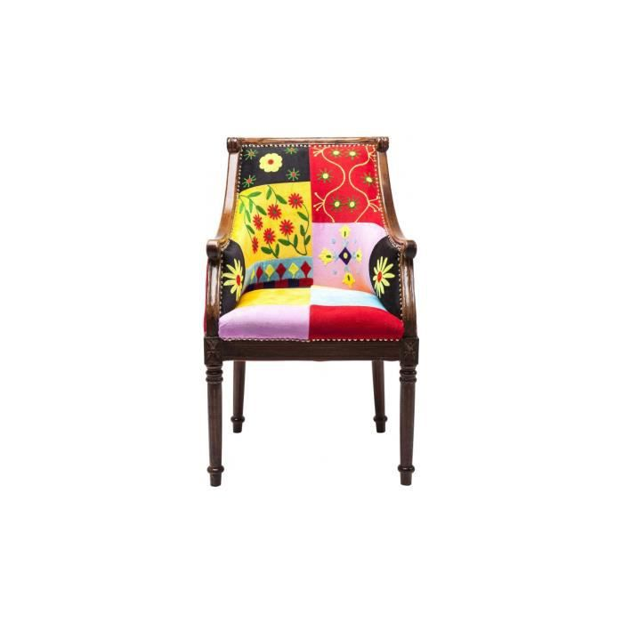 fauteuil fiesta colore frame kare design achat vente. Black Bedroom Furniture Sets. Home Design Ideas