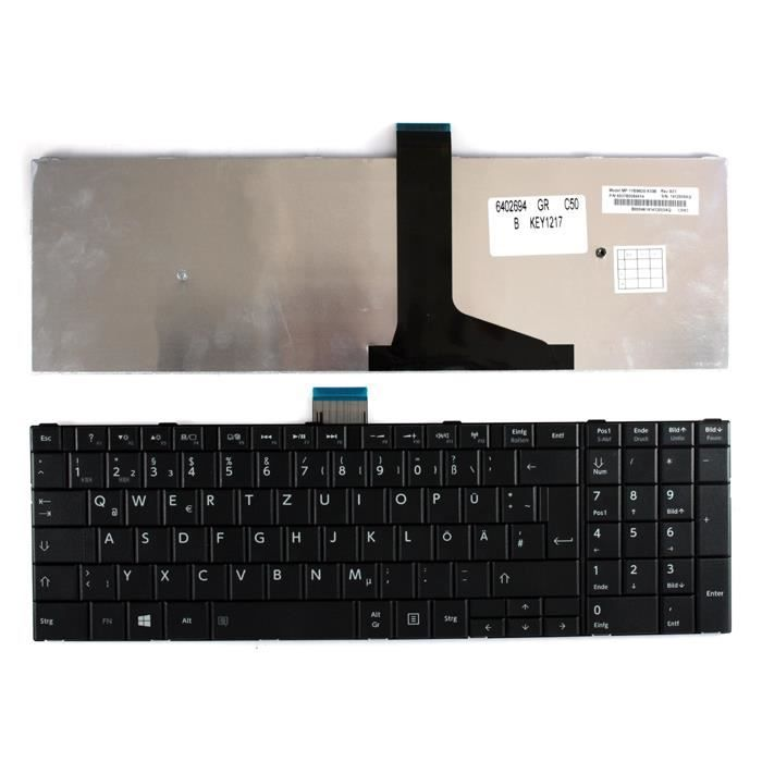 toshiba satellite c50d a 10m noir windows 8 layout. Black Bedroom Furniture Sets. Home Design Ideas