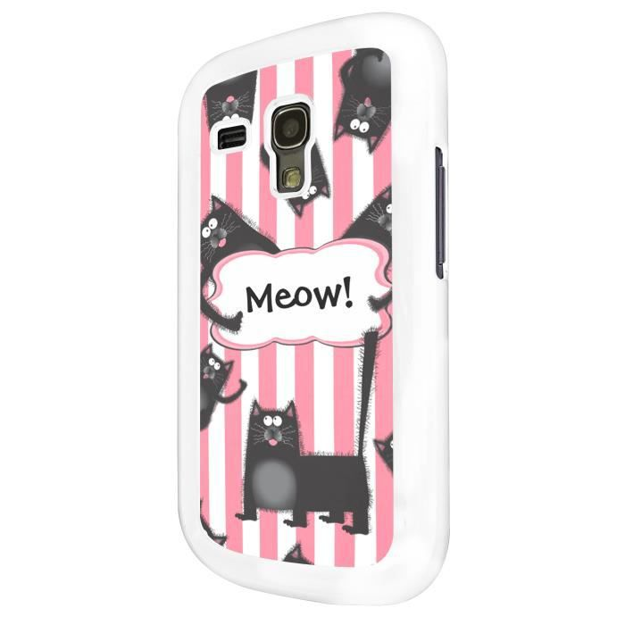 Cute multi black cat cat meow samsung galaxy s3 mini - Espionner portable sans y avoir acces ...