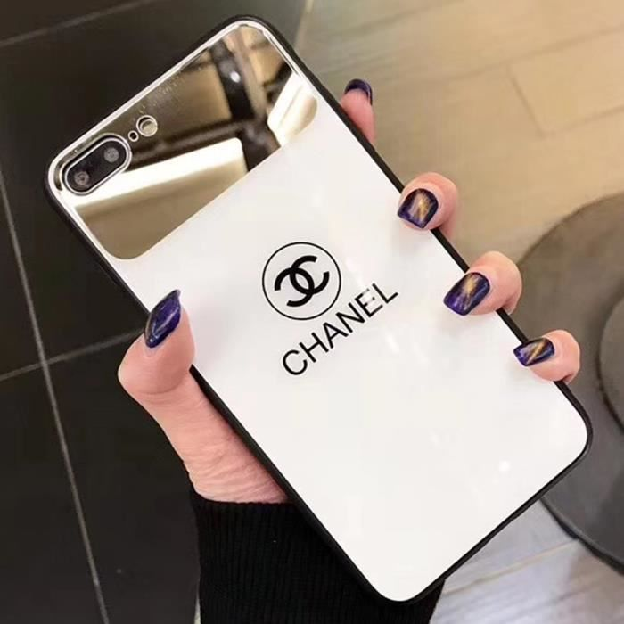 coque channel iphone xr