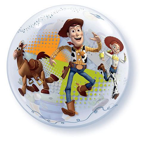 BALLE - BOULE - BALLON Ballon Disney Toy Story 56 cm