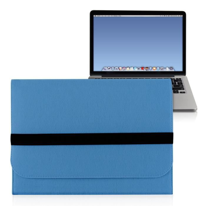 kwmobile 174 housse de protection pour apple macbook pro 13 quot macbook pro retina 13 quot fait de