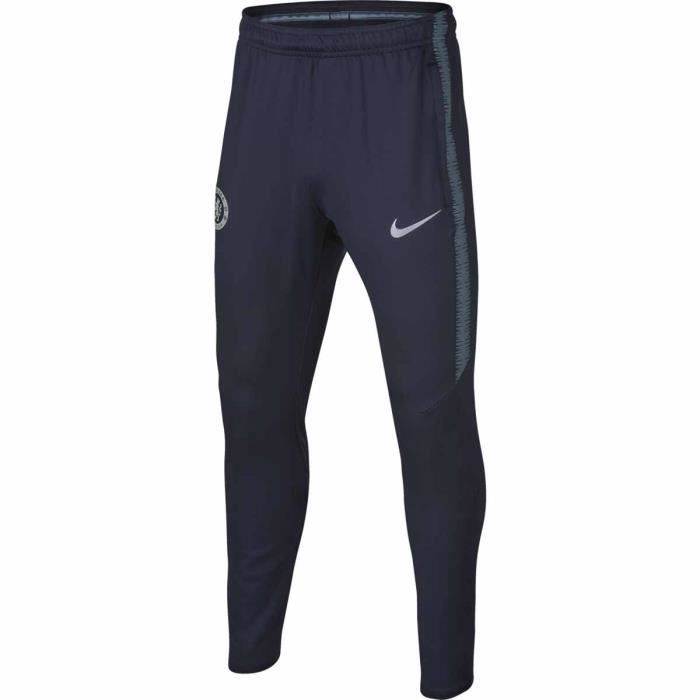 d8058a23681b6 Pantalon de football Nike Chelsea FC Dri-Fit Squad Junior - 920346 ...