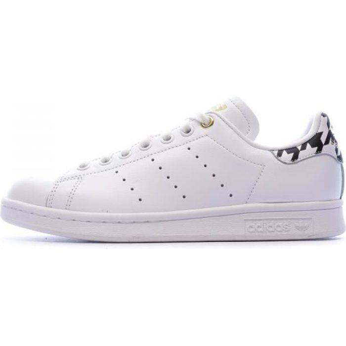 Baskets blanches femme Adidas Stan Smith