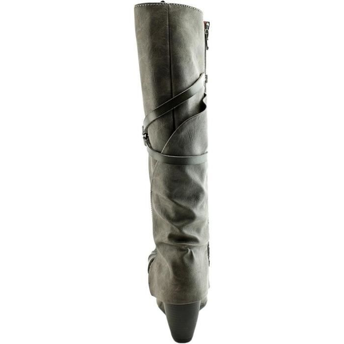 Blowfish Board Round Toe Synthetic Knee High Boot OO8VW Taille-41