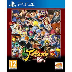 JEU PS4 J-Stars Victory VS+ Jeu PS4