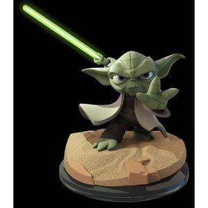 FIGURINE DE JEU Figurine Ligth-Up Yoda Disney Infinity 3.0