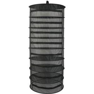 Panier de Filet de S/échage Sac de Maille Pliable /à Linge le Sac de Stockage pour la Cuisine Ext/érieure Filet de S/échage Suspendu 4 Etag/ère