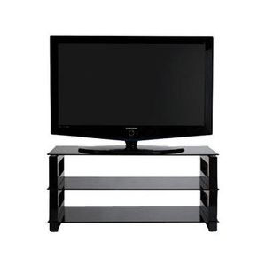 meuble tv longueur 100 cm achat vente meuble tv longueur 100 cm pas cher cdiscount. Black Bedroom Furniture Sets. Home Design Ideas