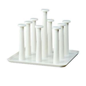 BOITE DE RANGEMENT Matériau de la boîte de rangement pour rack de sto