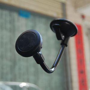 FIXATION - SUPPORT Support de Smartphone-noir Magnétique Pare-Brise A