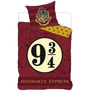 HOUSSE DE COUETTE ET TAIES Parure de lit Harry Potter - Housse de couette 140