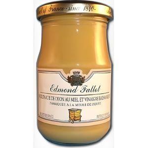 MOUTARDE Moutarde de Dijon au miel et vinaigre balsamique