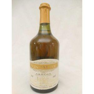VIN BLANC arbois fruitière vinicole vin jaune jaune 1998 - j