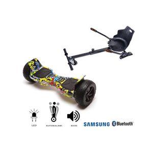 ACCESSOIRES GYROPODE - HOVERBOARD SMART BALANCE Paquet Hoverboard Hummer HipHop + Ho