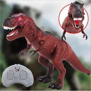 ROBOT - ANIMAL ANIMÉ 1000PCS Dinosaure électrique Marche Rugissant Figu