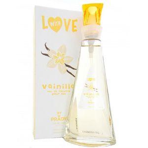 EAU DE TOILETTE WITH LOVE VANILLE- 115 ml