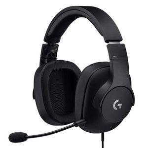 CASQUE AVEC MICROPHONE Logitech Casque Gaming G PRO + Microphone Haute qu