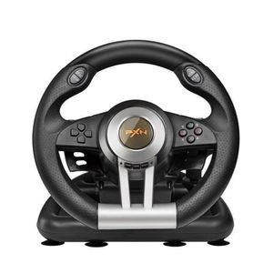 VOLANT JEUX VIDÉO Volant PXN-V3II 4 en 1 pour PC-PS3-PS4-Xbox One-Sw