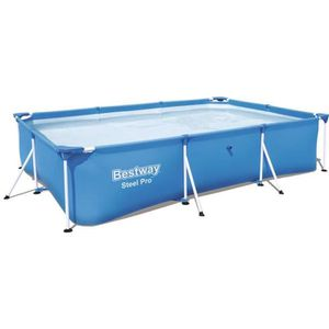 PISCINE BESTWAY Piscine Tubulaire rectangulaire 3x2,01x0,6