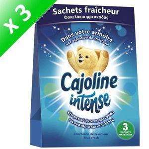 ADOUCISSANT CAJOLINE Adoucissants pour Armoire - Fraîcheur pri