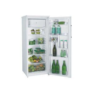 RÉFRIGÉRATEUR CLASSIQUE CANDY - Réfrigérateur 1 Porte CCODS5142WH (CCODS 5