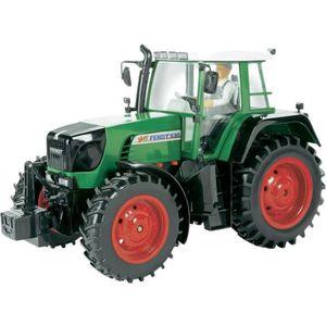 VOITURE À CONSTRUIRE Tracteur radiocommandé CARSON 1:14 Fendt Vario …