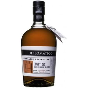 RHUM Diplomatico Distillery Collection N°2 Barbet Rum 4