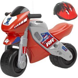 PORTEUR - POUSSEUR FEBER - Motofeber 2 Racing Rouge - porteur -800008