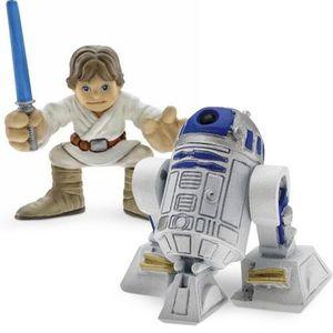 FIGURINE - PERSONNAGE Figurine Miniature HASBRO Star Wars Galactic Heroe